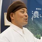 経営者file.2. 農事組合法人三笠えのき茸生産組合 理事 松崎 勝利 氏